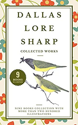 Dallas Lore Sharp: Collected Works (Illustrated): Nine Illustrated Books: The Spring Of The Year, The Fall Of The Year, Summer, Winter, Roof & Meadow, The Hills Of Hingham, Wild Life Near Home, etc.. by Dallas Lore Sharp