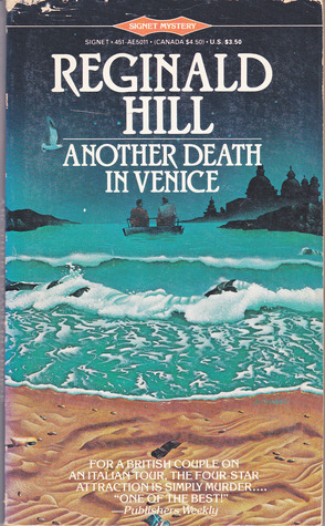 Another Death in Venice by Reginald Hill