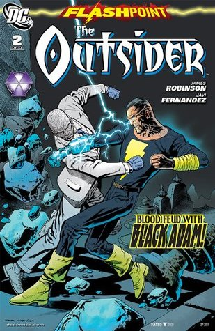 Flashpoint: The Outsider #2 by Javi Fernandez, James Robinson