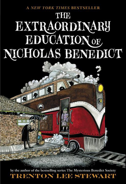 The Extraordinary Education of Nicholas Benedict by Trenton Lee Stewart, Diana Sudyka