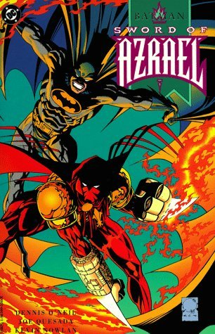 Batman: Sword of Azrael by Dennis O'Neil, Joe Quesada, Kevin Nowlan