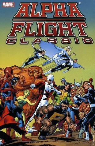 Alpha Flight Classic, Vol. 1 by John Byrne