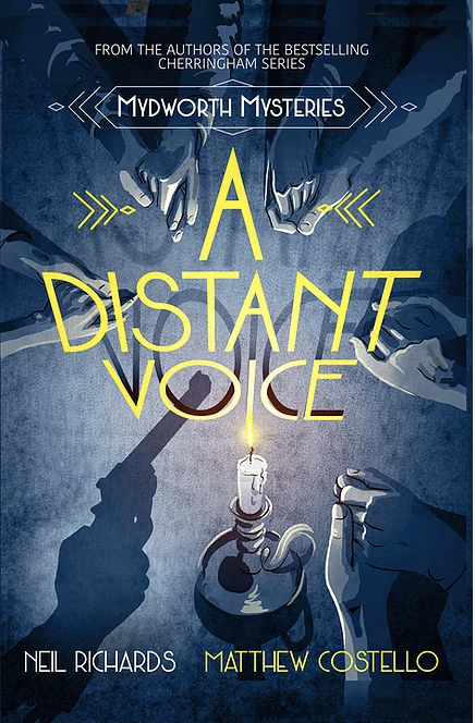 A Distant Voice by Matthew Costello, Neil Richards