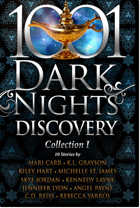 1001 Dark Nights Discovery Collection 1 by Angel Payne, Riley Hart, Michelle St. James, Mari Carr, K.L. Grayson, Jennifer Lyon, Rebecca Yarros, Kennedy Layne, Skye Jordan, C.D. Reiss