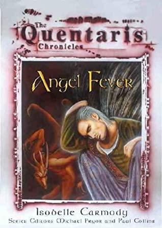 Angel Fever by Isobelle Carmody