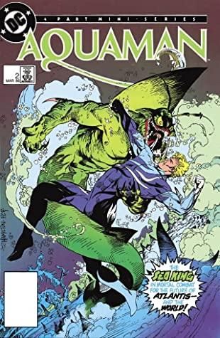 Aquaman (1986) #2 by Craig Hamilton, Bob Lappan, Dick Giordano, Neal Pozner, Steve Montano, Joe Orlando