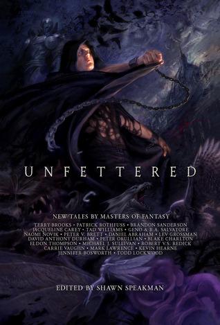 Unfettered by Shawn Speakman