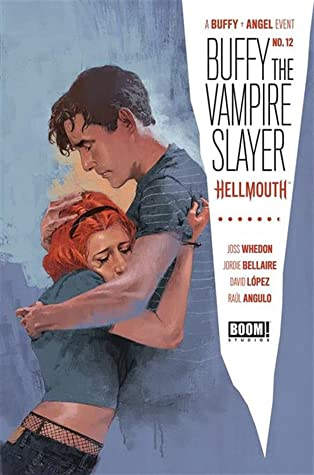 Buffy the Vampire Slayer #12 by Marc Aspinall, Jordie Bellaire, David López