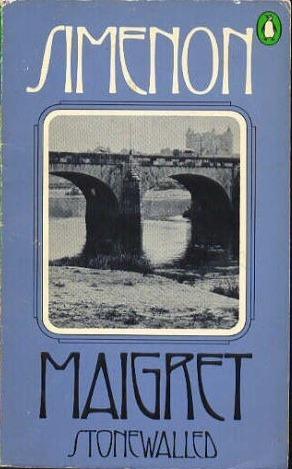 Maigret Stonewalled by Margaret Marshall, Georges Simenon