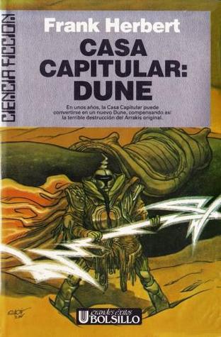Casa Capitular: Dune by Frank Herbert, Domingo Santos