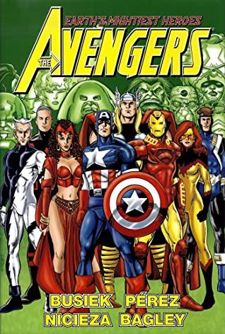 Avengers Assemble, Vol. 3 by Paul Ryan, Stuart Immonen, George Pérez, Mark Bagley, Fabian Nicieza, Kurt Busiek, Bruce Timm