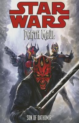 Star Wars: Darth Maul - Son of Dathomir by Jeremy Barlow