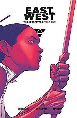 East of West: The Apocalypse, Year Two by Rus Wooton, Nick Dragotta, Frank Martin, Jonathan Hickman