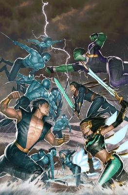 King in Black: Atlantis Attacks by Greg Pak