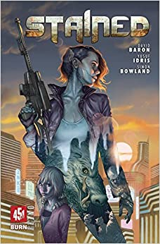 Stained #1 by David Baron