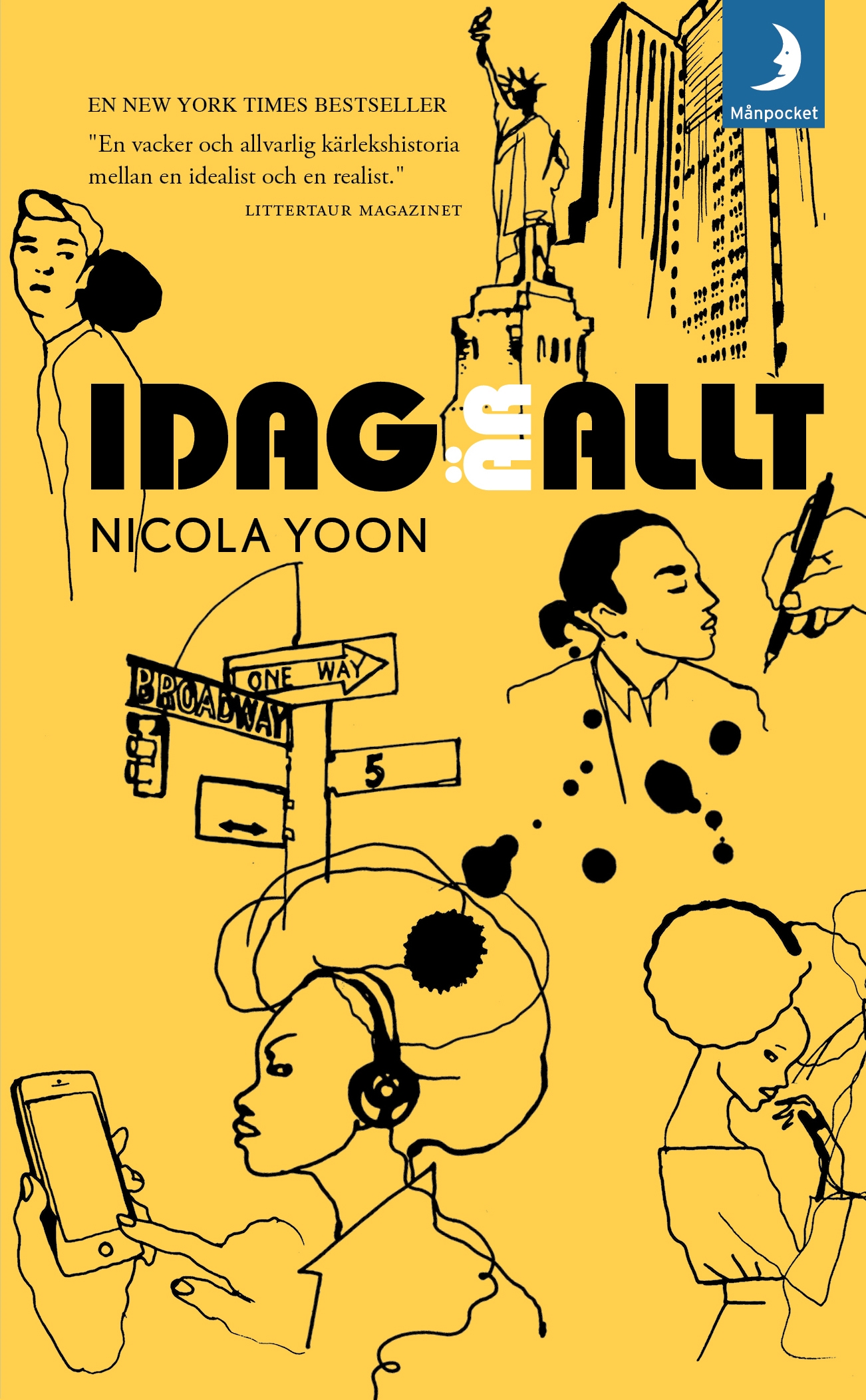 Idag är allt by Nicola Yoon