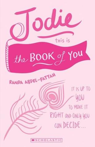 Jodie (The Book of You #1) by Randa Abdel-Fattah