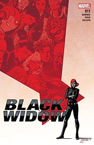 Black Widow #11 by Mark Waid, Chris Samnee