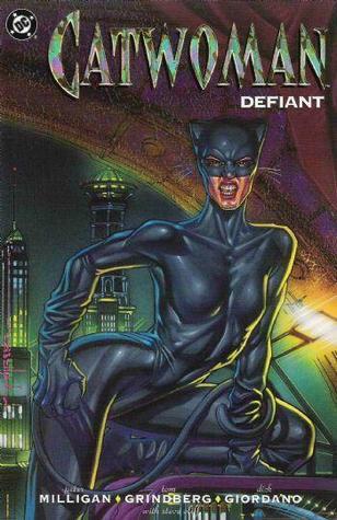Catwoman: Defiant by Tom Grindberg, Peter Milligan