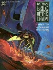 Batman: Bride of the Demon by Mike W. Barr