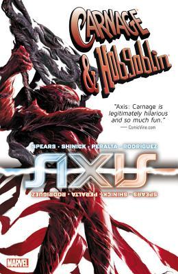 AXIS: Carnage & Hobgoblin by German Peralta, Kevin Shinick, Rick Spears, Javier Rodriguez
