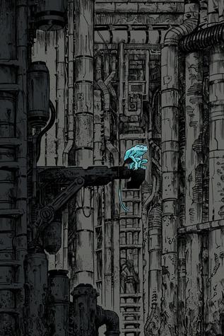 Planetoid #3 by Ken Garing
