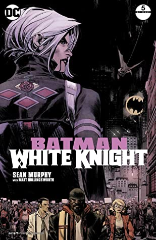 Batman: White Knight #5 by Matt Hollingsworth, Sean Gordon Murphy