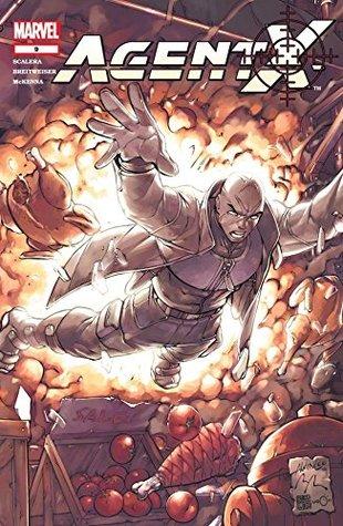 Agent X #9 by Alvin Lee, Mitch Breitweiser, Buddy Scalera, UDON