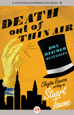 Death Out of Thin Air by Clayton Rawson