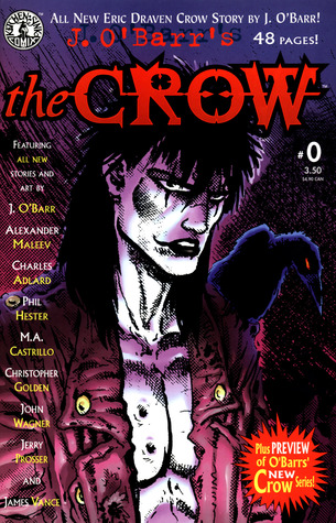 The Crow: A Cycle of Shattered Lives by James O'Barr
