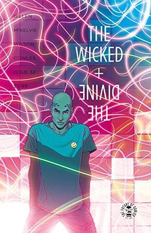 The Wicked + The Divine #32 by Jamie McKelvie, Matt Wilson, Kieron Gillen