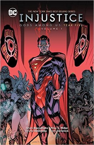 Injustice: Gods Among Us: Year Five, Vol. 1 by Brian Buccellato