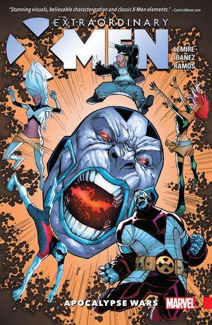 Extraordinary X-Men, Volume 2: Apocalypse Wars by Víctor Ibáñez, Jeff Lemire, Humberto Ramos