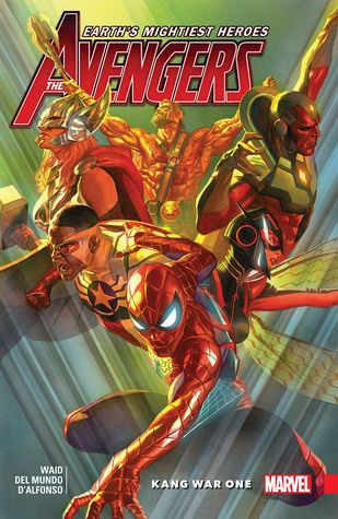 Avengers: Unleashed, Vol. 1: Kang War One by Cory Petit, Alex Ross, Mark Waid, Marco D'Alfonso, Mike del Mundo