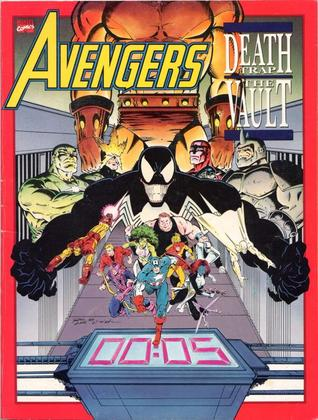 Avengers: Death Trap, The Vault by Danny Fingeroth, Ron Lim