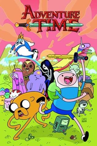 Adventure Time Vol. 2 by Braden Lamb, Mike Holmes, Ryan North, Shelli Paroline