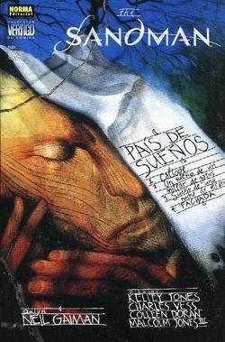 País de Sueños by Malcolm Jones III, Charles Vess, Kelley Jones, Colleen Doran, Neil Gaiman