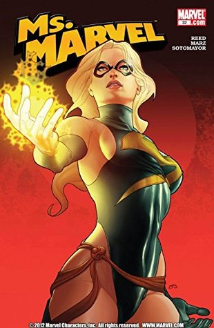 Ms. Marvel #31 by Brian Reed, Marcos Marz