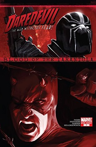 Daredevil: Blood of the Tarantula #1 by Ed Brubaker, Chris Samnee, Marko Djurdjevic