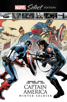 Captain America: Winter Soldier Marvel Select Edition by