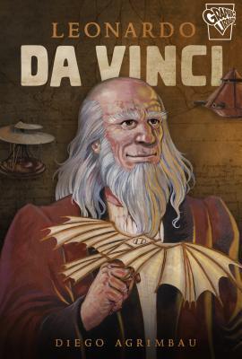 Leonardo Da Vinci by Diego Agrimbau, Diego Aballay