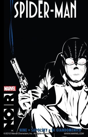 Spider-Man Noir by Carmine Di Giandomenico, David Hine, Fabrice Sapolsky