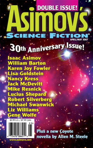 Asimov's Science Fiction, April/May 2007 by Sheila Williams
