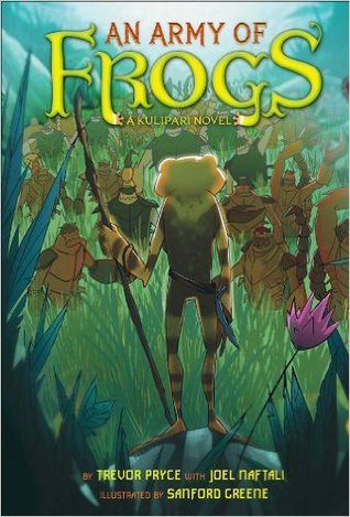 An Army of Frogs by Sanford Greene, Trevor Pryce
