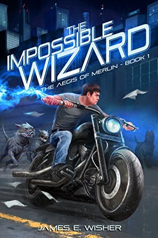 The Impossible Wizard by James E. Wisher