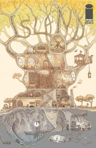 Island #12 by Marian Churchland, Brandon Graham, Fil Barlow, Lando, Gael Bertrand