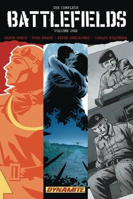 Garth Ennis' Complete Battlefields Volume 1 by Garth Ennis