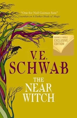 The Near Witch by Victoria Schwab, V.E. Schwab