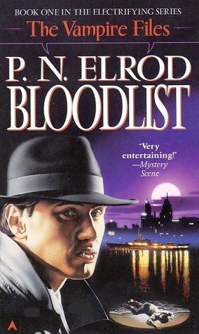 Bloodlist by P.N. Elrod