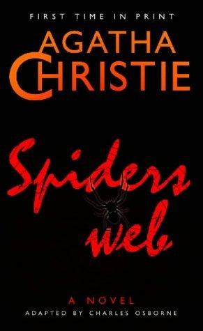 Spider's Web by Charles Osborne, Agatha Christie